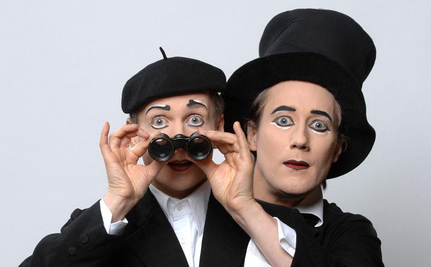 Bodecker & Neander treten bei den Festspielen Mecklenburg-Vorpommern in Schwerin auf.
