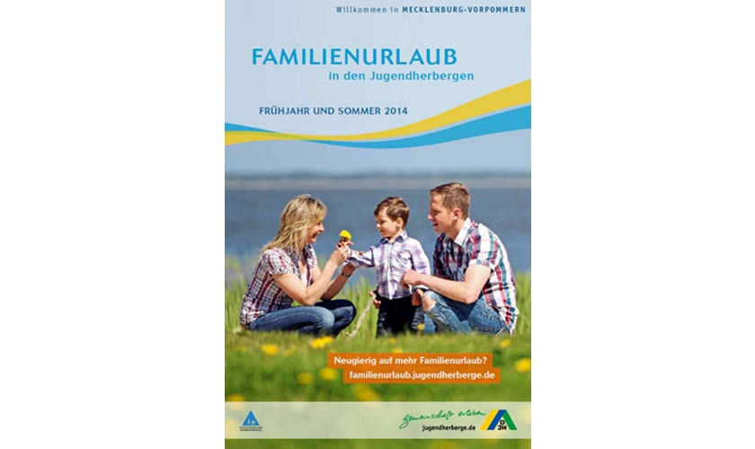 Der Familienurlaub in der Jugendherberge wird auch in Mecklenburg-Vorpommern immer beliebter.