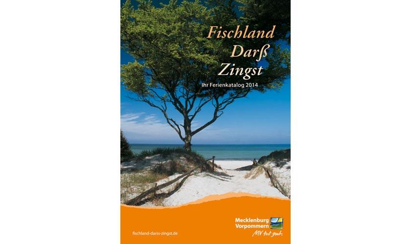 Der neue Ferienkatalog 2014 für die Halbinsel Fischland-Darß-Zingst.