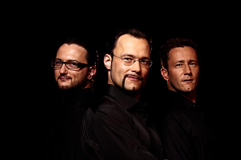 Das Eggner Klaviertrio aus Österreich tritt bei den Festspielen Mecklenburg-Vorpommern in Stolpe auf.