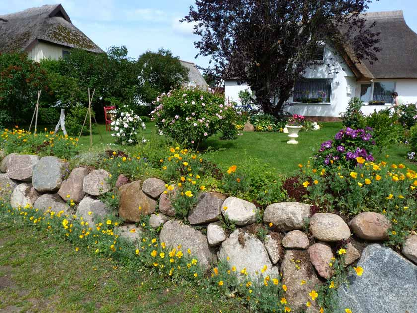 Entdecken Sie die Gartenroute in Nordvorpommern zwischen Rostock und Stralsund.
