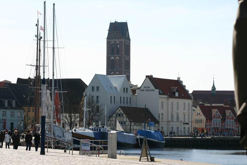In der Hansestadt Wismar wurde die Hanseschau eröffnet.