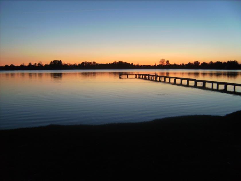 Der Inselsee in Güstrow wird zur Erlebnisvielfalt.