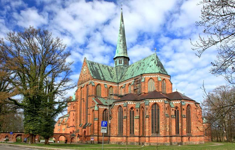 Bewirbt sich für das UNESCO-Welterbe - das Bad Doberaner Münster.