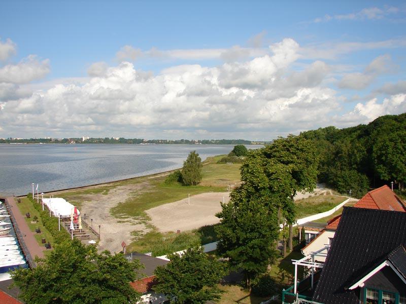Der Strand in Altefähr auf der Insel Rügen ist nun barrierefrei.