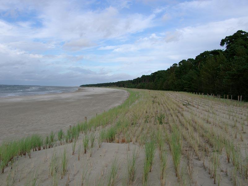 Im Seebad Lubmin wurde nun der Uferweg Ost offiziell eröffnet.